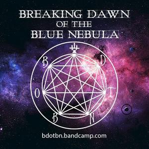 Breaking Dawn Of The Blue Nebula