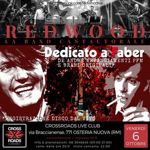 REDWOOD la band cantautorale