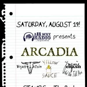 Arcadia - band