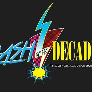 Clash of the Decades:  The Original 80s vs 90s Tribute