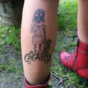 As God Created
