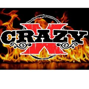 Crazy X Rock 'n Country Showband