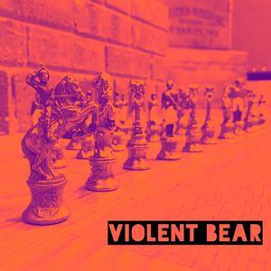 Violent bear