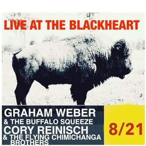 Graham Weber & The Buffalo Squeeze