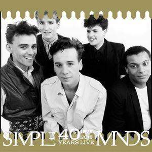 Simple Minds Latinoamérica
