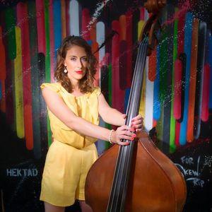 Georgia Weber Double Bassist