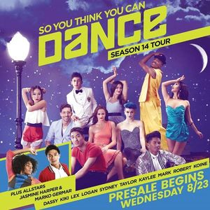 So You Think You Can Dance Live Tour Tour Dates 2019