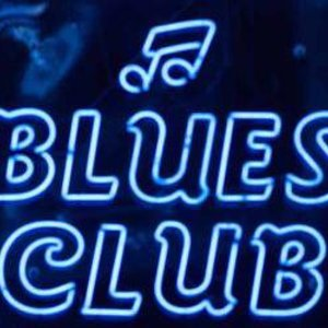 Blues Harmonica Player