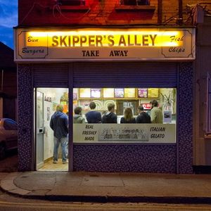 Skipper's Alley