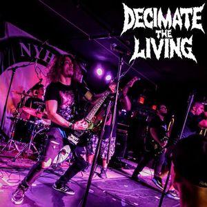 Decimate The Living