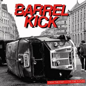 Barrel Kick