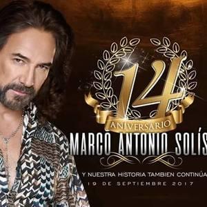 "Gracias Por Estar Aqui ""Marco Antonio Solis World Tour"