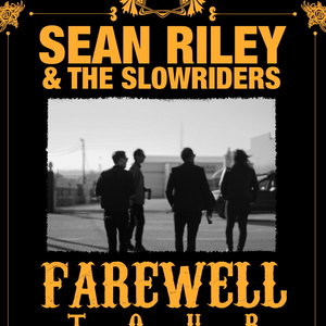 SEAN RILEY & THE SLOWRIDERS