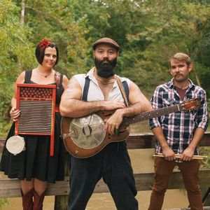 The Reverend Peyton's Big Damn Band