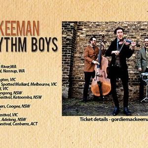 Gordie MacKeeman and His Rhythm Boys