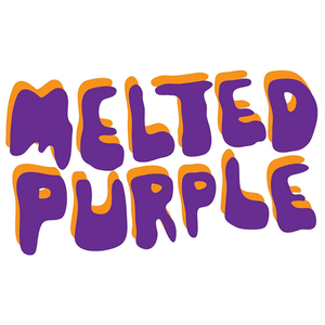 Melted Purple