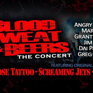 Blood Sweat & Beers - The Concert