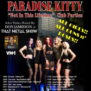 Paradise Kitty - Gn'R Tribute