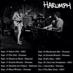 Harumph