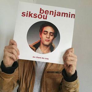 Benjamin Siksou