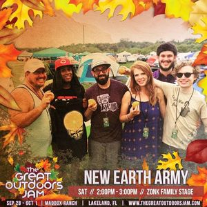 New Earth Army