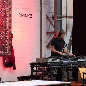 DJ with no pants
