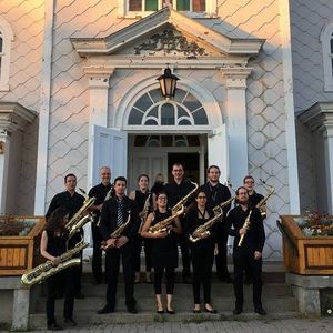 Ensemble de Saxophones de Montréal