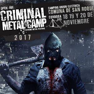 CRIMINAL METAL CAMP