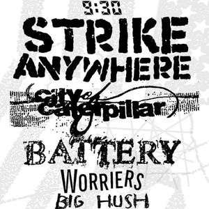 Strike Anywhere - Official !