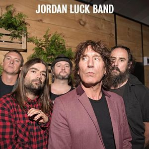 The Jordan Luck Band