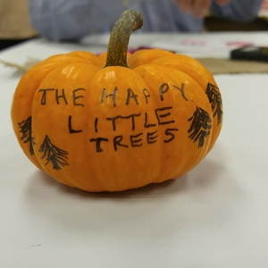 The Happy Little Trees