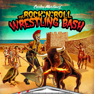 The Rock N Roll Wrestling Bash