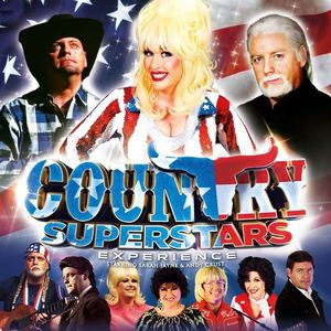 The Country Superstars Experience Hosted By No1 Dolly Parton Sarah Jayne