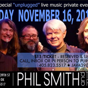 Phil Smith and The Blend Project