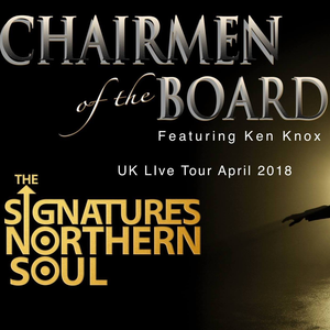 The Signatures, Northern Soul Band