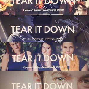 Tear It Down
