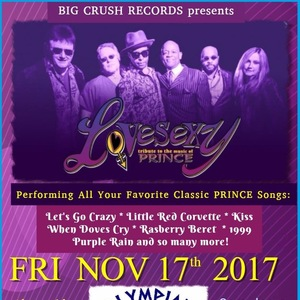 """LoVeSeXy ...""""Tribute to the music of PRINCE"""""""