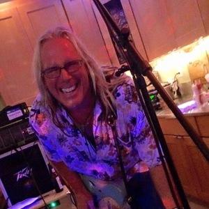 James Patrick Regan - singer/guitarist