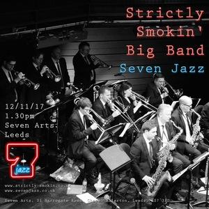 The Strictly Smokin' Big Band