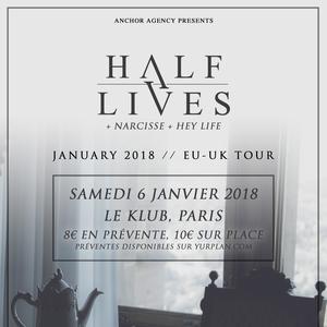 Halflives