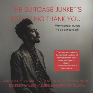 The Suitcase Junket