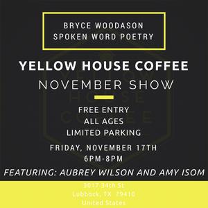 Bryce Woodason Poetry