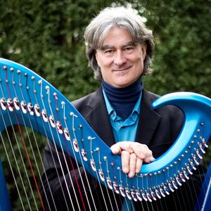 Michael Johnson Harpist