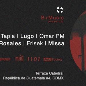 DJ Frisek Underclub Cancún