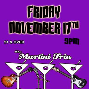 The Martini Trio