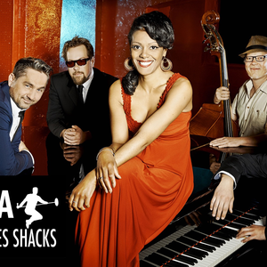 B. B. & The Blues Shacks (D)