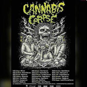Cannabis Corpse…