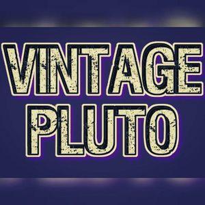 Vintage Pluto