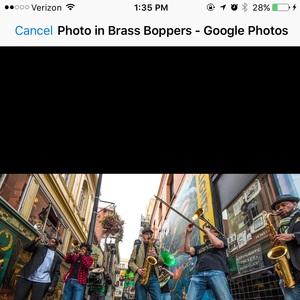 MJ's BRASS BOPPERS