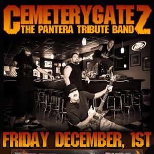 Cemetery Gatez (The Pantera Tribute Band)